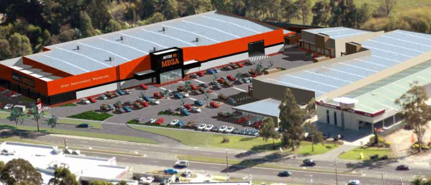 Bulky Goods Centre Ringwood Victoria