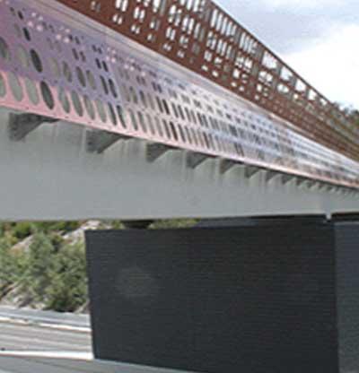 Vline Bridge Bedigo Victoria